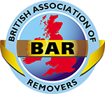 British Association Removers Logo